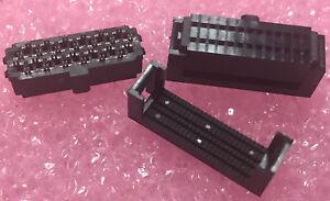 100Pcs-X-IDC-Socket-1-27x2-54mm-26-Way-Neltron-4501-26SR
