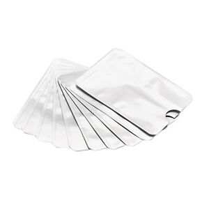 10x-Karte-Huelle-Schutzhuelle-Kreditkarten-ID-Diebstahlschutz-RFID-Kartenhalter-E