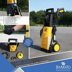 BAMATO HR-220 Hochdruckreini