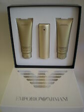 Emporio Armani elle/ she/ ella Edp Spray 50ml+75ml BL+75ml DG *3-teilig-Set*