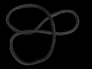 Dichtung Gummileiste Rahmen für Heckklappe Kofferraum BMW E65 735i 7er 01-05