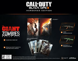 Amazon. Com: call of duty black ops iii hardened edition xbox one.