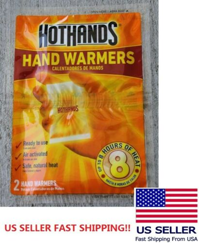 HotHands Hand Warmers 1 5 10 20 40 Pairs Safe Natural Odorless Heat Free Ship