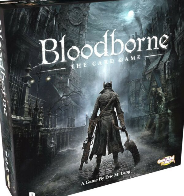 Bloodborne The Card Game UK Dispatch