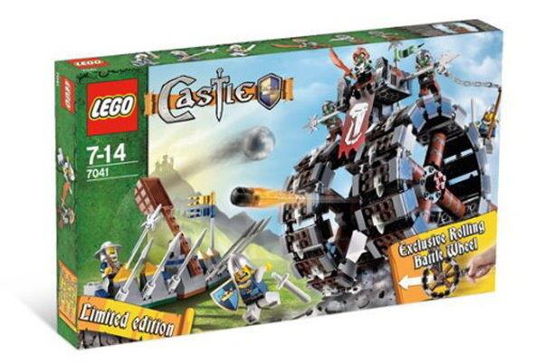 Lego 7041 Castle Troll Exclusive Battle Wheel Roue De De De Combat Special Edition NIB 8b633d