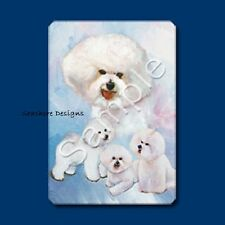 "BICHON FRISE -Ruth Maystead ""Best Friends"" Dog Playing Cards Deck Box Sealed NEW"