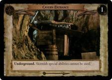 LOTR TCG 0D3 Cavern Entrance Decipher Promo Foil Card