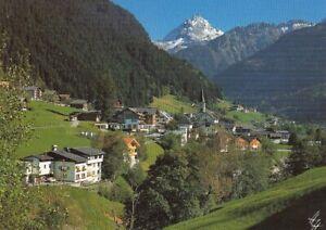 Gaschurn im Montafon gegen Vallüla ngl E3232