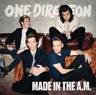 One Direction - Made in The A.m. Audio CD Region 1 DVD