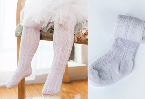 Girls Baby Kid Cotton Summer Bottoms Pants Tights Pantyhose Stocking 0-48months