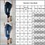 Women-039-s-Casual-Denim-Joggers-Pants-Ladies-Drawstring-Elastic-Waist-Jeans-Solid thumbnail 3