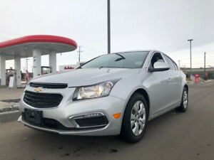 2015 Chevrolet Cruze LT Backup Camera Remote Start
