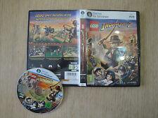 LEGO INDIANA JONES 2 II THE ADVENTURE CONTINUES - PC DVD