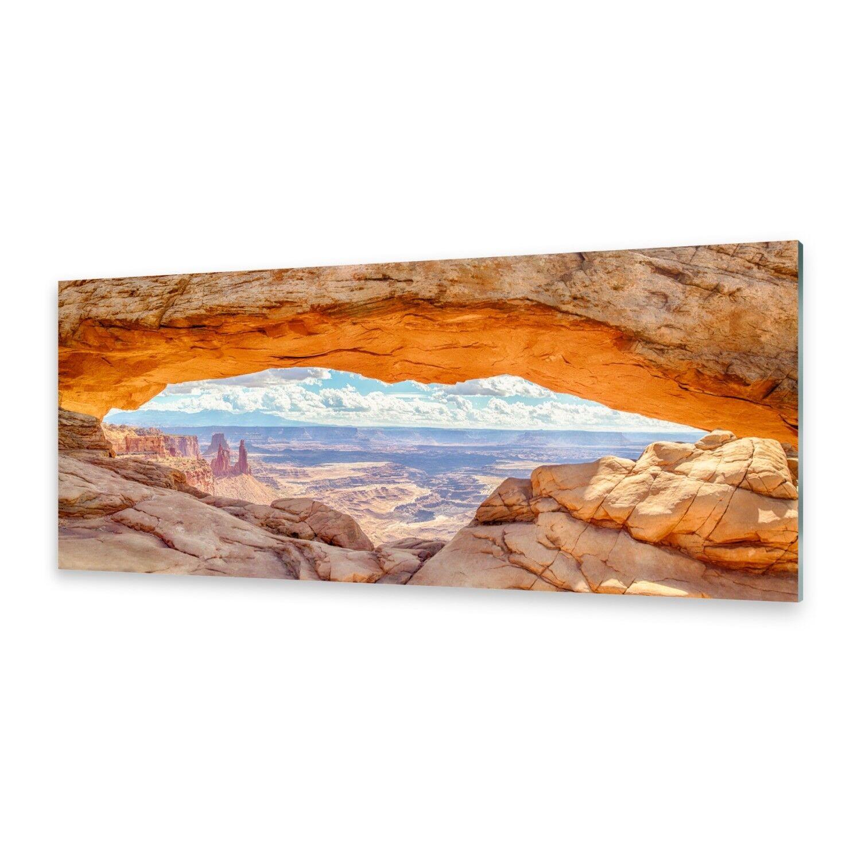 Vetro acrilico immagini Muro Immagine da plexiglas ® immagine MESA ARCH