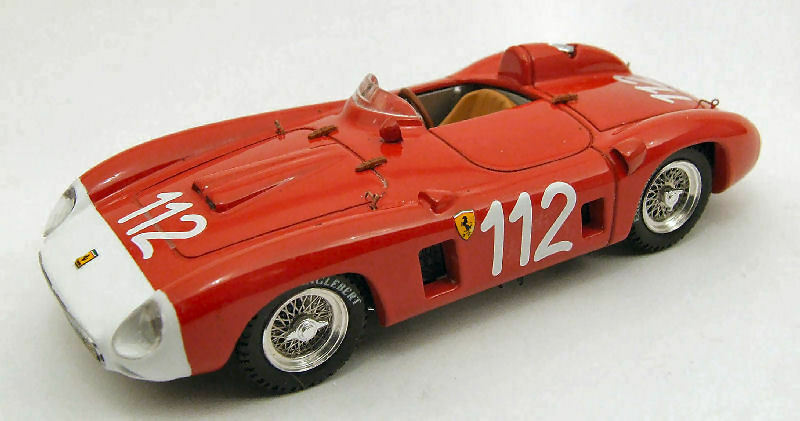 Ferrari 860 Monza  112 Targa Florio 1956 1 43 Model 0197 ART-MODEL