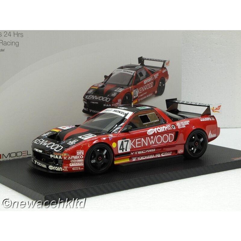 envío gratuito a nivel mundial Honda NSX GT2 GT2 GT2  47 1994 Le Mans 24 horas TSM Modelo 1 18  TSM151809R  bajo precio del 40%