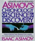 Asimov's Chronology of Science and Discovery by Isaac Asimov (1994, Hardcover)
