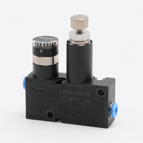 Festo 153495 presión válvula de regla