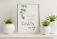 miniature 17 - Bathroom Prints Botanical Eucalyptus STUNNING FINE ART PICTURE Minimalist funny