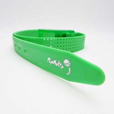 PopMolly Rubber Adjustable Belt Vinyl Jelly - Men, Women, Unisex