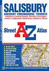 Salisbury Street Atlas by Geographers' A-Z Map Company (Paperback, 2012)