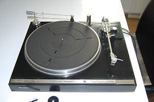 Sony-Stereo-Plattenspieler-PS-X55