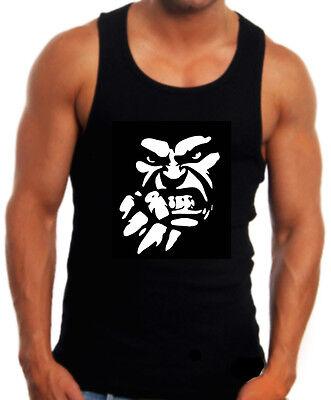 Beast Gym Fitted Vest Sleeveless Training Workout Tank Top Clothes Bodybuilding ZuverläSsige Leistung