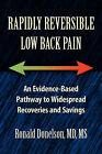 Rapidly Reversible Low Back Pain by Ronald Donelson (Paperback, 2006)