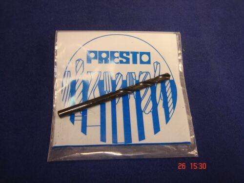 Presto HSS Metal High Speed Steel Twist Jobber Drill Bit 3mm 5.9mm