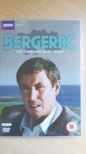 1 of 1 - Bergerac : Series 6 [ 3 DVD Set ] Region 4, FREE Next Day Post from NSW