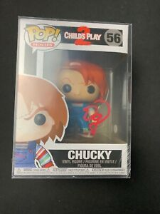 Ed-Gale-Signed-Autographed-Child-039-s-Play-2-Chucky-Funko-Pop-BAM-BOX-COA-w-Case