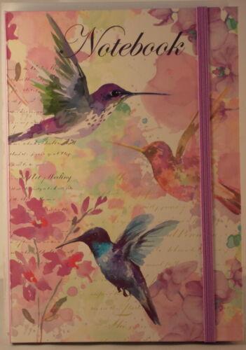 Kolibri A5 Liniertes Notizbuch 128 Seiten 21.75cm x 15.5cm