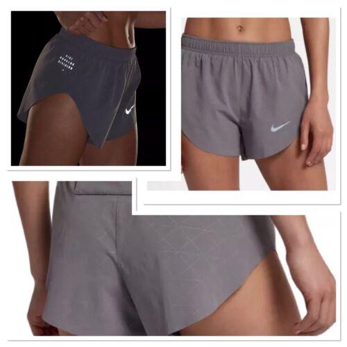 """Misura Da Nike da Morbide Run Donna Shorts da Corsa 923419 Da 3"""" morbidi Pantaloncini Nike corsa Media Misura Donna Media corsa 036 3 Division Y4q66P"""