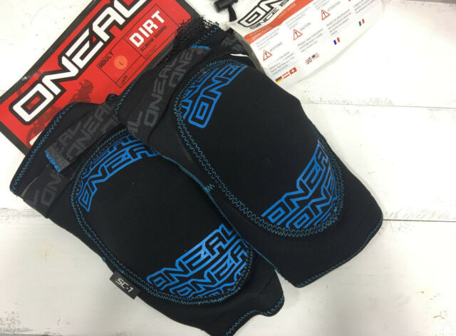 O/'Neal Lightweight Ultra-thin Protection Elbow Guard Dirt Size L Blue