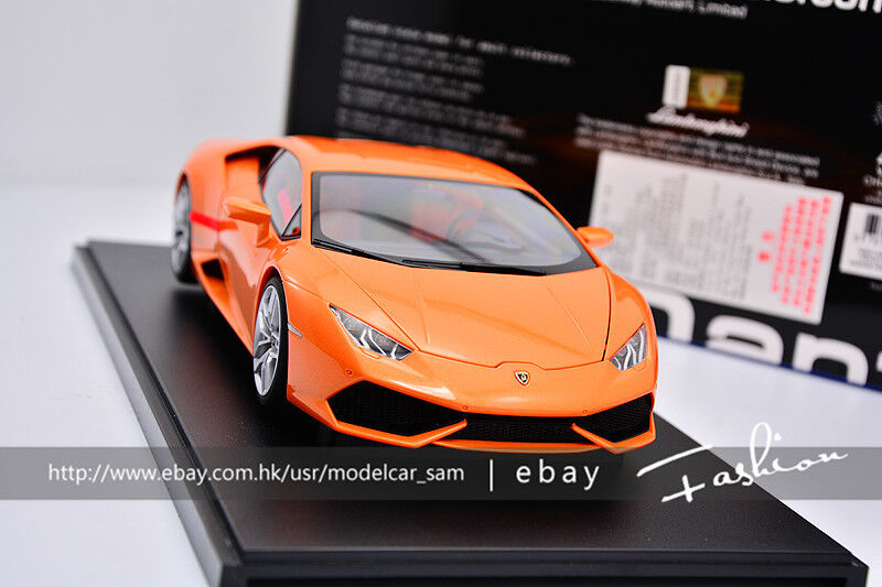 Autoart 1 18 Huracan Lamborghini LP610-4 Orange