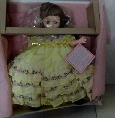 """Details about  /1990 Madame Alexander 12/"""" Limited Edition GWTW Scarlett Series SUELLEN 1301"""