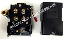 Speedair Replacement Pressure Switch Four Port 145 175 Psi