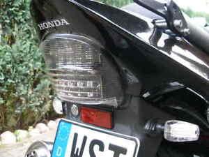 LED-Heckleuchte-Ruecklicht-weiss-Klarglas-Honda-CBR-1100-XX-clear-tail-light