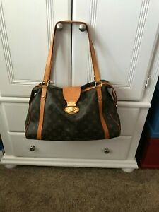 Authentic-Louis-Vuitton-Stresa-Monogram-GM-Shoulder-Bag