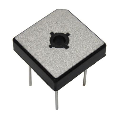 1000V If 25A Ifsm GBPC2510W Einphasen Brückengleichrichter Urmax 350A DC COMP