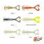 "Berkley Gulp Mantis Shrimp 3/"" Soft Plastic Fishing Lures  BRAND NEW @ Ottos TW"