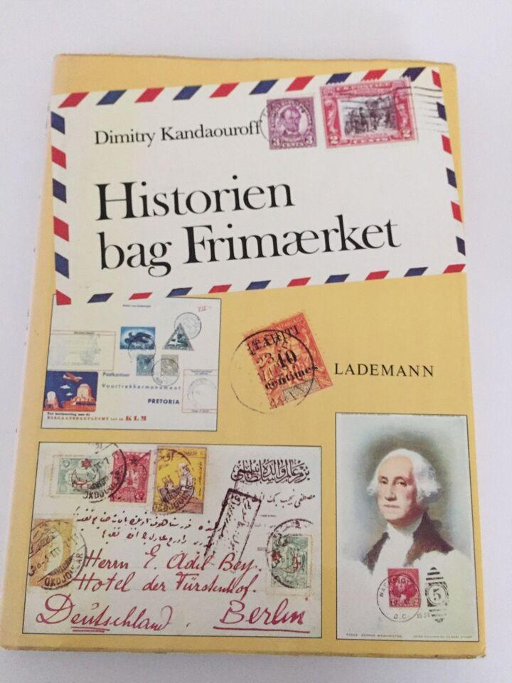 Historien bag Frimærket, Dimitry Kandaouroff, emne: