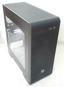Thermaltake Core V41 ATX Gehäuse mit Acrylfenster und Lüfter (#866)