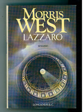 WEST MORRIS LAZZARO LONGANESI 1990 I° EDIZ. LA GAJA SCIENZA 295