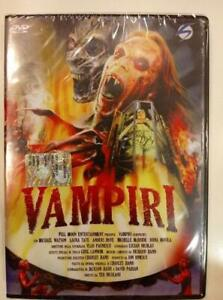 VAMPIRI  - DVD (NUOVO SIGILLATO) TED NICOLAOU - Subspecies (1991)