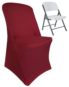 Sensational Details About Wedding Linens Inc Lifetime Folding Spandex Stretch Lycra Chair Covers Bralicious Painted Fabric Chair Ideas Braliciousco