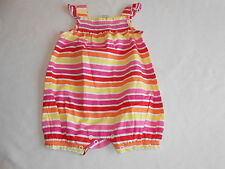 Baby Girls Clothes 3-6 Months - Pretty Girl Jumpsuit Romper Outfit  -New