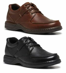 Mens-HUSH-PUPPIES-RANDALL-II-FORMAL-DRESS-WORK-CASUAL-LEATHER-LACE-UP-SHOES