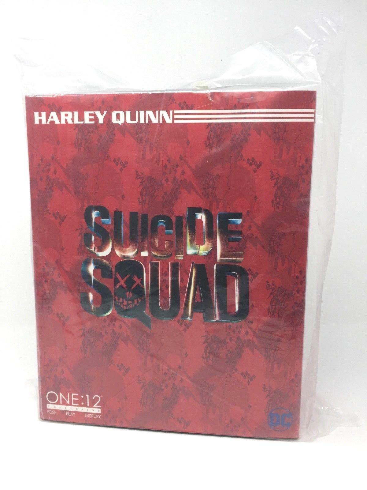 para mayoristas Harley Quinn ONE:12 ONE:12 ONE:12 suicidio escuadrón Harley Quinn Figura De Acción  80% de descuento
