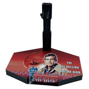 1//6 Scale Action Figure Stand The Six Million Dollar Man Steve Austin